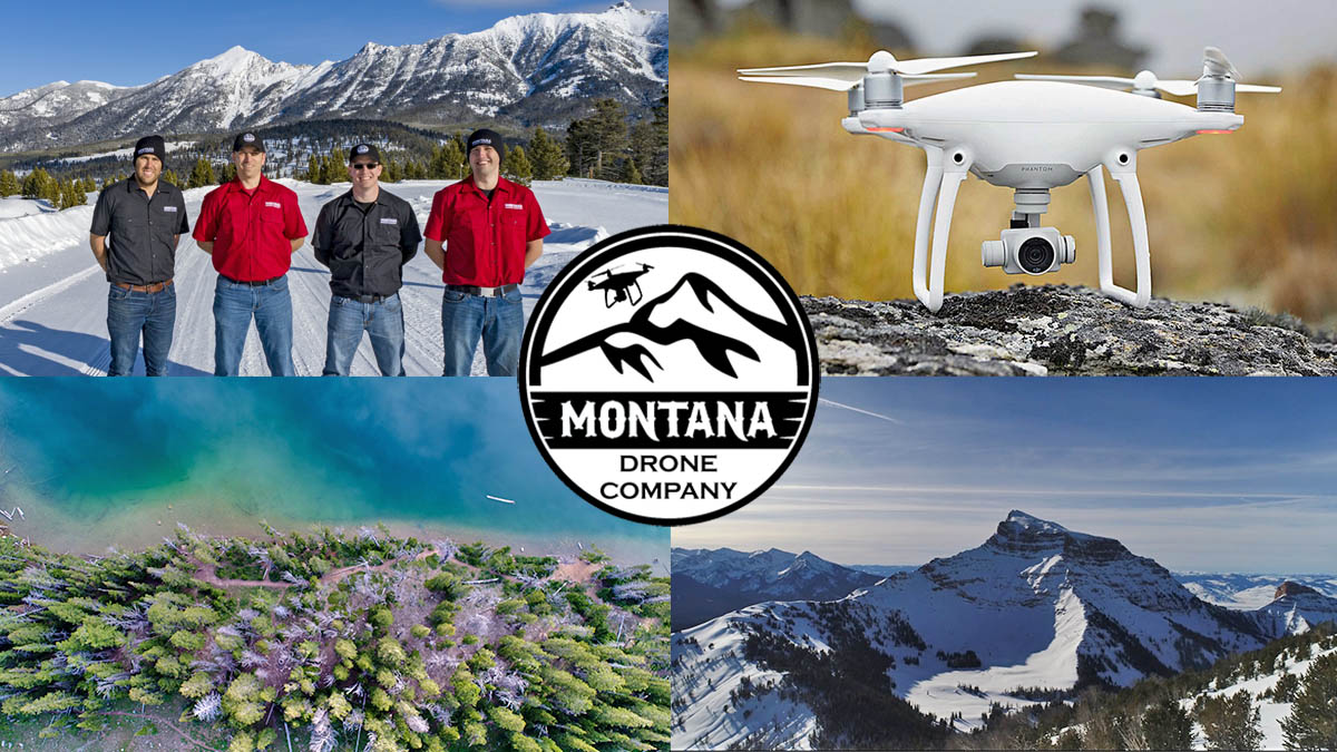 2020 Montana Drone Aerial Photography Photos of the Month | Drone Photos