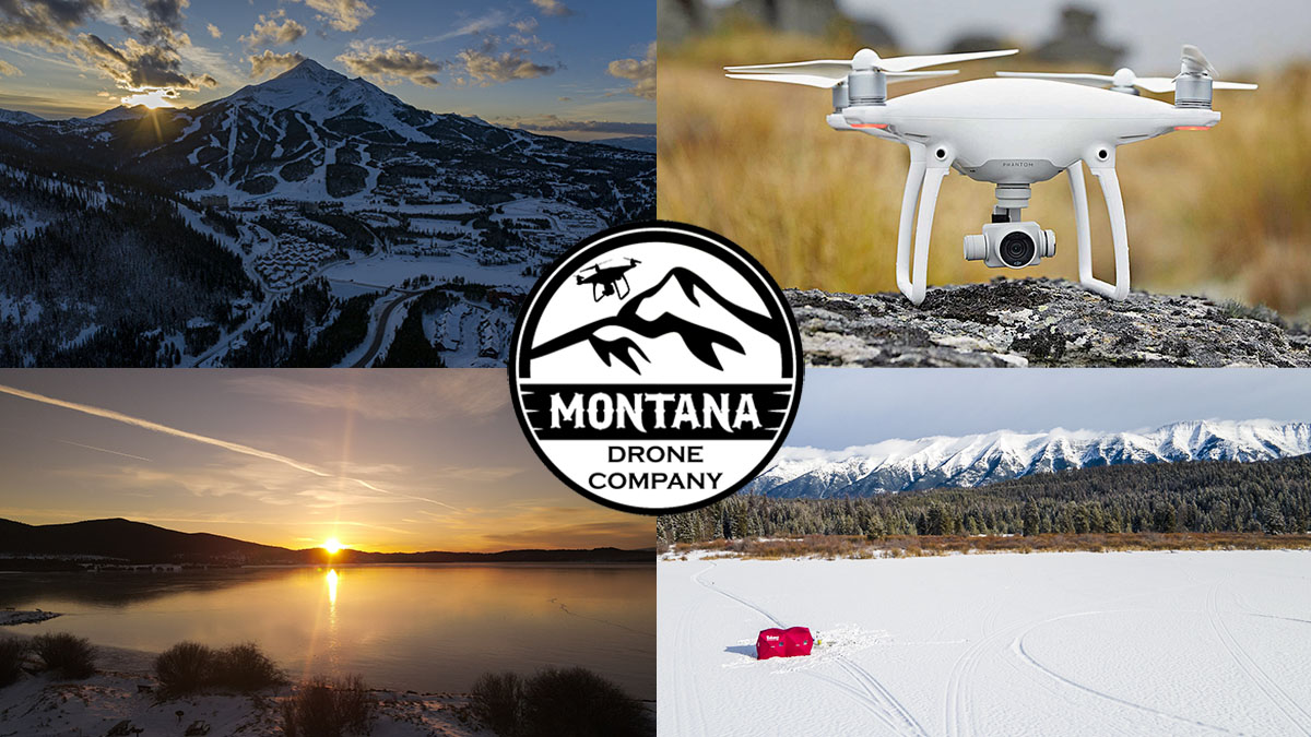 2021 Montana Drone Aerial Photography Photos of the Month | Drone Photos
