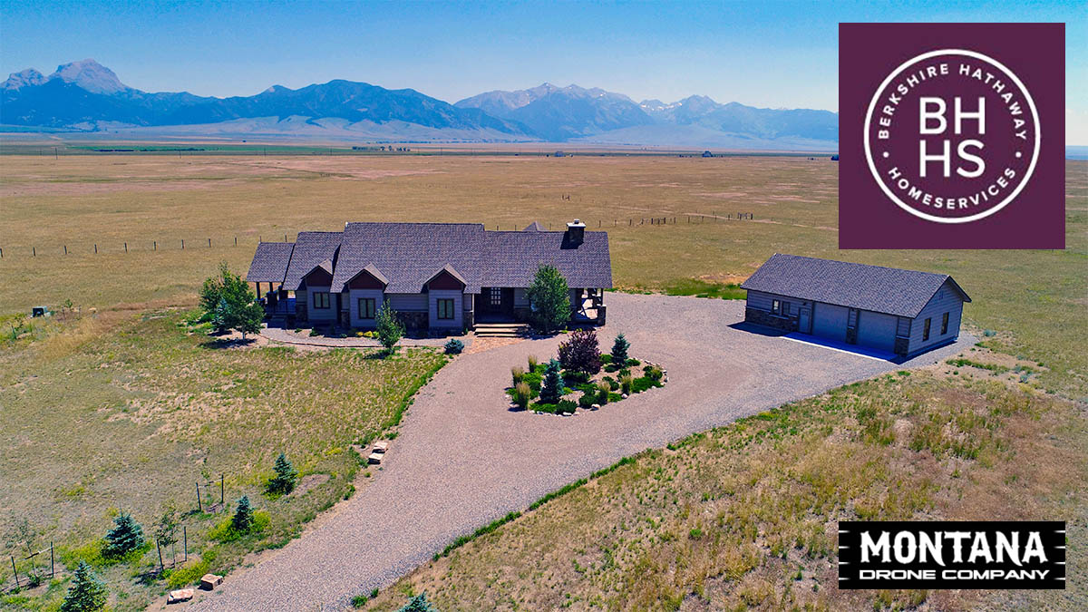 Ennis Montana Home for Sale | Berkshire Hathaway Real Estate Property