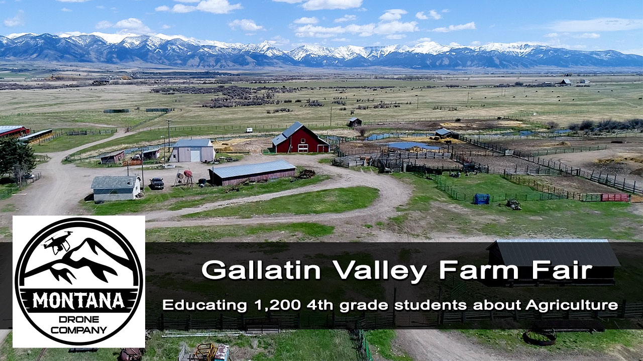Gallatin Valley Farm Fair | Agriculture School Field Day | Video Highlight