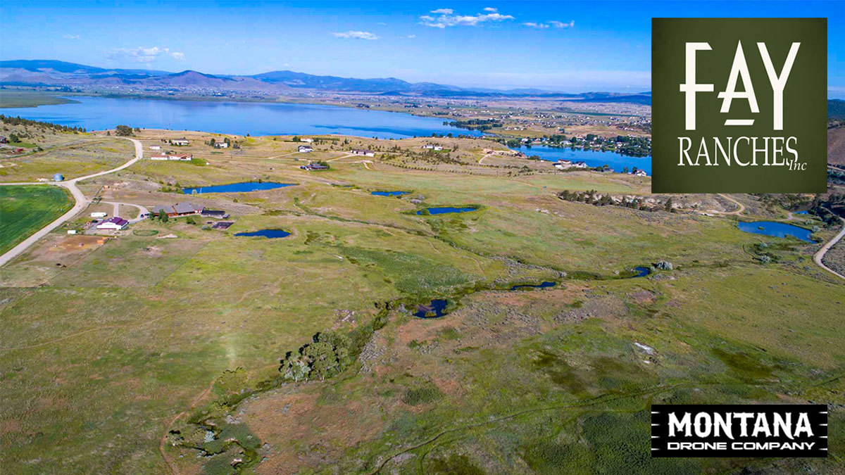 Helena MT Real Estate Listing Off Hauser Lake | Fay Ranches