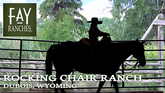 Large Wyoming Ranch For Sale | Rocking Chair Ranch | Fay Ranches