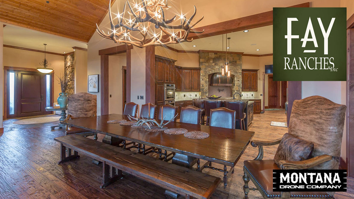Moonlight Basin Custom Home For Sale | Ski-In/Ski-Out Property | Fay Ranches