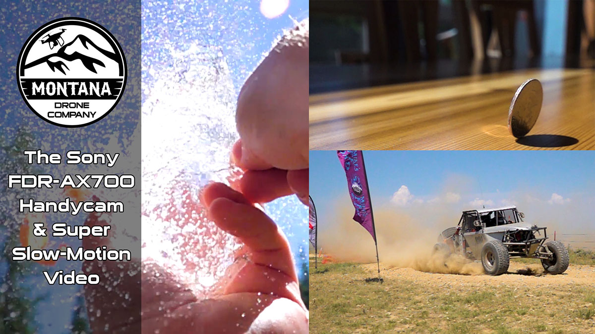 Sony Handycam & Super Slow Motion | Video Elements