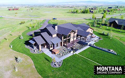 Montana Drone Company   Aerial Videography Photography Services