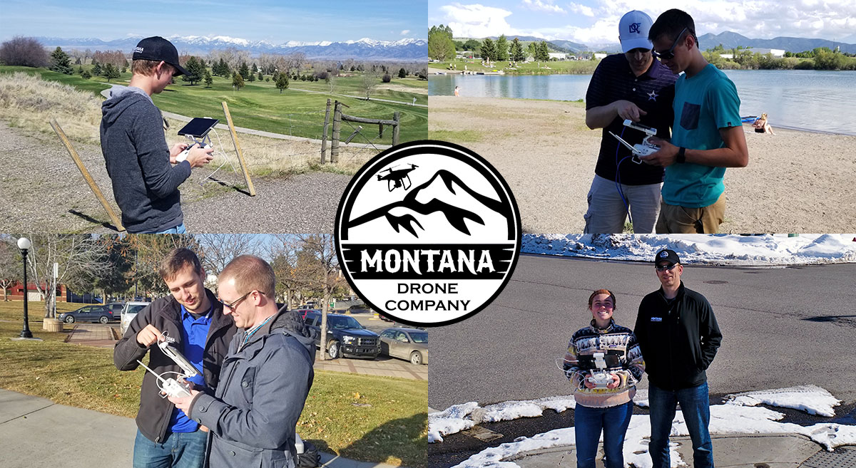 Montana Drone Flight Training Part 107 License Classes